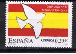 Sellos del Mundo : Europa : España : Edifil  4287  Año de la Memoria Histórica.
