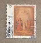 Stamps Venezuela -  Navidad 1990