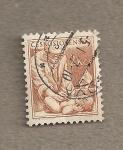 Stamps Czechoslovakia -  Médico auscultando niño