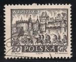 Sellos del Mundo : Europa : Polonia :  Varsovia.