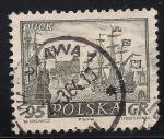 Sellos del Mundo : Europa : Polonia :  Puck (barcos).