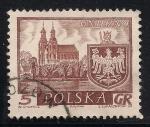 Sellos del Mundo : Europa : Polonia :  Gniezno.
