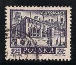 Sellos del Mundo : Europa : Polonia :  Katowice.