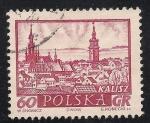 Sellos del Mundo : Europa : Polonia :  Kalisz.