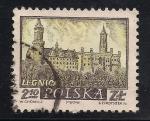 Sellos del Mundo : Europa : Polonia :  Legnica.