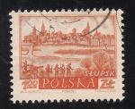 Sellos del Mundo : Europa : Polonia :  Slupsk.