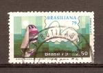 Stamps Brazil -  EXPOSICIÓN