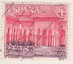 Sellos del Mundo : Europa : España : La Alhambra (Granada)