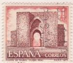 Sellos del Mundo : Europa : España : Puerta de Toledo . Ciudad Real