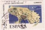 Sellos del Mundo : Europa : España : Sapo partero