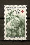 Sellos de Europa - Francia -  Cruz Roja