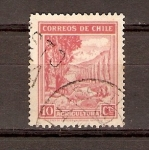 Stamps Chile -  AGRICULTURA
