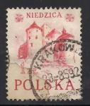 Sellos de Europa - Polonia -  NIEDZICA.