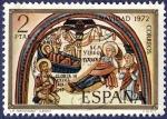 Sellos de Europa - España -  Edifil 2115 Navidad 1972 2
