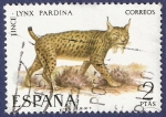 Stamps Spain -  Edifil 2037 Lince 2