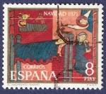 Sellos de Europa - España -  Edifil 2062 Navidad 1971 8