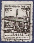 Sellos del Mundo : Europa : España : Mutualidad postal 1