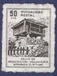 Sellos del Mundo : Europa : España : Mutualidad postal 0,50