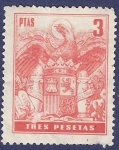 Stamps Spain -  Arancel 3