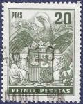 Sellos de Europa - España -  Arancel 20