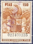 Sellos de Europa - España -  Arancel 150