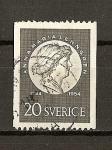 Sellos de Europa - Suecia -  Segundo Centenario del nacimiento Anna Lenngren