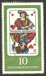 Stamps Germany -  sota de corazones