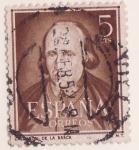 Stamps Europe - Spain -  Calderon de la Barca
