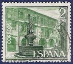 Stamps Spain -  Edifil 2130 Plaza del Campo 2