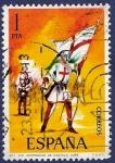Stamps of the world : Spain :  Edifil 2139 Orden de la Santa Hermandad de Castilla 1