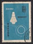 Sellos de Europa - Polonia -  Friendship 7.