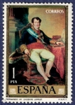 Stamps of the world : Spain :  Edifil 2146 Fernando VII 1