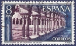 Sellos de Europa - España -  Edifil 2160 Monasterio de Sto. Domingo de Silos 8