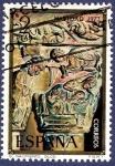 Stamps Spain -  Edifil 2162 Navidad 1973 2
