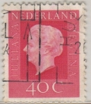 Stamps Europe - Netherlands -  Nederland - Juliana Regina
