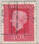 Stamps of the world : Netherlands :  Nederland - Juliana Regina