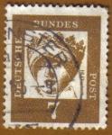 Stamps Germany -  RETRATOS- HI. Elisabeth