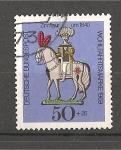 Sellos de Europa - Alemania -  Serie Basica / Serie Completa.