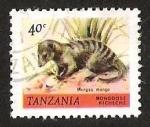 Sellos del Mundo : Africa : Tanzania : MONGOOSL KICHECHE
