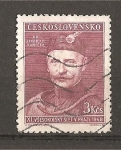 Stamps Czechoslovakia -  11ª Fiesta de los Sokols - (Praga)