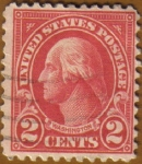 Stamps America - United States -  WASHINGTON