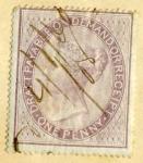 Stamps Europe - United Kingdom -  Reina Victoria Ed 1857