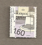 Stamps Israel -  Arquitectura israelí