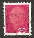 Stamps Germany -  20 anivº de la muerte del Cardenal von Galen, Clemens August