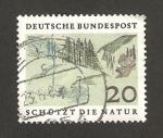 Sellos de Europa - Alemania -  año europeo de la protección de la naruraleza