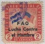Sellos de America - Honduras -  I. H. de C. I. A.