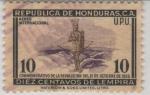 Stamps of the world : Honduras :  Cacique Lempira