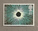 Stamps United Kingdom -  Organismos marinos