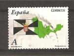 Sellos del Mundo : Europa : España :  Autonomias.- Ciudad de Ceuta.