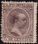 Stamps Asia - Philippines -  ALFONSO XIII